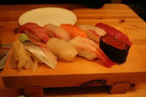 Kikuchi sushi