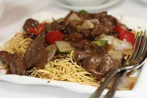 Princess garden noodles