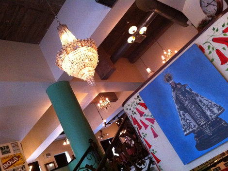 Liguria chandeliers