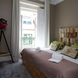 Room 407 - Passport Hostel Lisbon