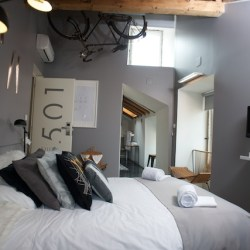 Suite 501 - Passport Hostel Lisbon