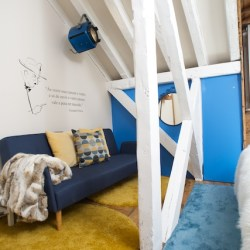 Chambres 505 - Passport Hostel Lisbonne
