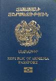 Passport cover of Armenia