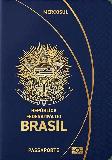 Passport cover of Brazil