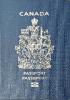 Passport cover of Canada MOST POWERFUL PASSPORT RANK