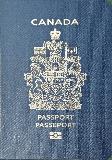 Passport cover of Canada