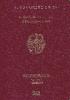Passport cover of Germany MOST POWERFUL PASSPORT RANK
