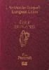 Passport cover of Ireland MOST POWERFUL PASSPORT RANK