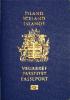 Passport cover of Iceland MOST POWERFUL PASSPORT RANK