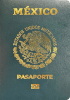 Passport cover of Mexico MOST POWERFUL PASSPORT RANK