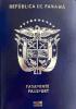 Passport cover of Panama MOST POWERFUL PASSPORT RANK