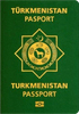 Passport cover of Turkmenistan