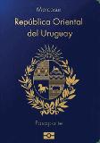 Passport cover of Uruguay
