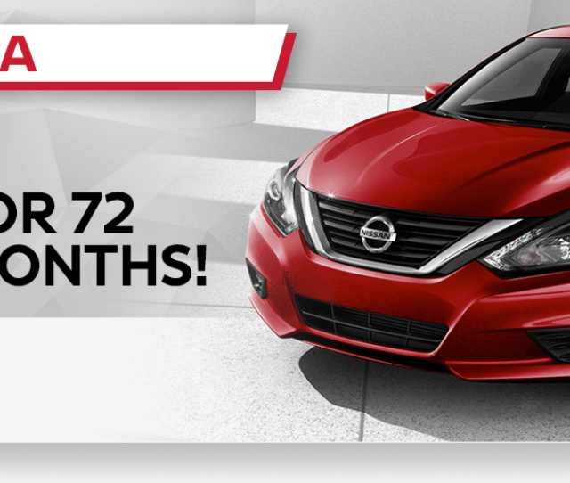 Purchase A New Nissan Altima With 0 Apr For 72 Months At Passport Nissan Md