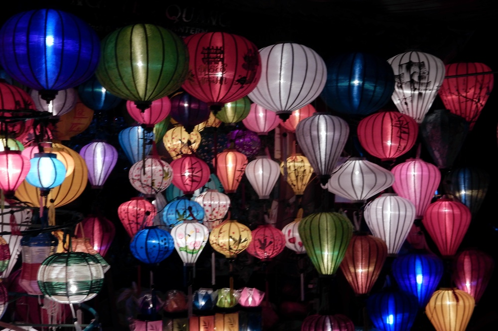 A Stop in Colorful Hoi An, Vietnam