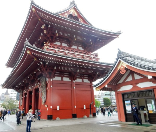 1 Senso-ji Temple area