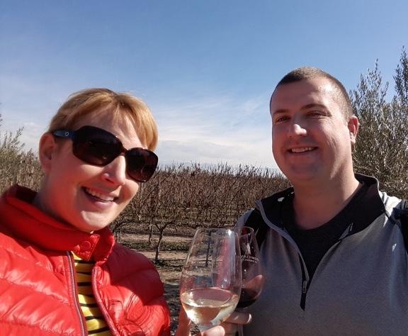 Chris Kerri Domenica Wines