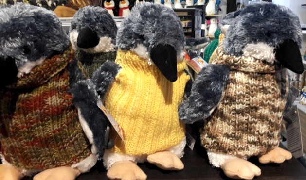 Penguin Parade Sweaters