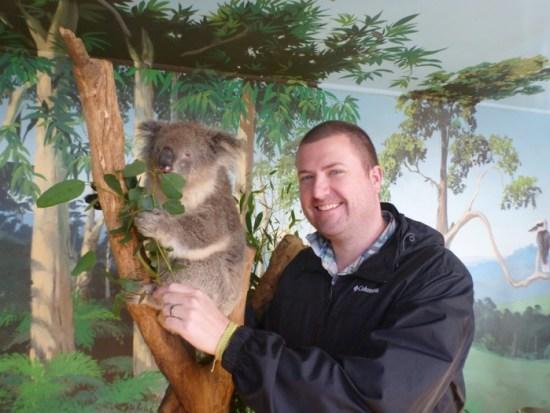 Koala Chris