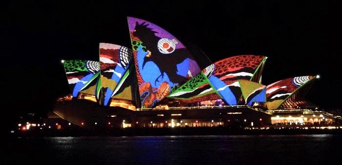 Vivid 2 Sydney Opera House