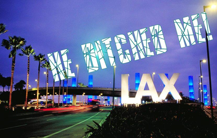 bye at lax