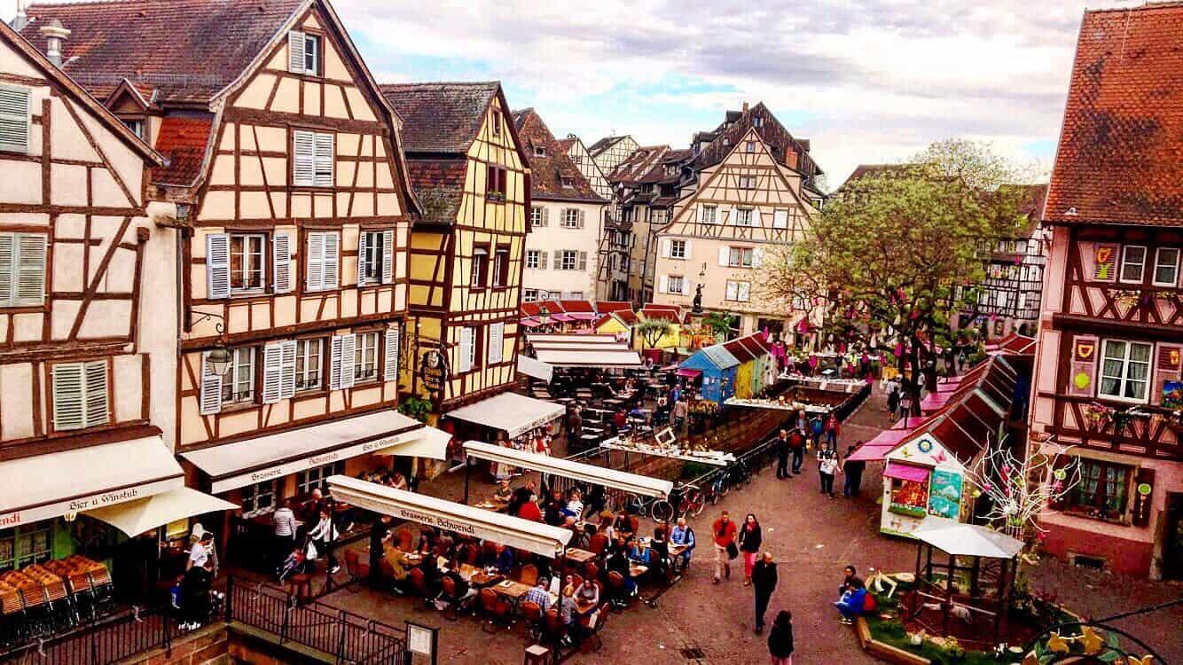 Three Days in Colmar + the Alsace Wine Region