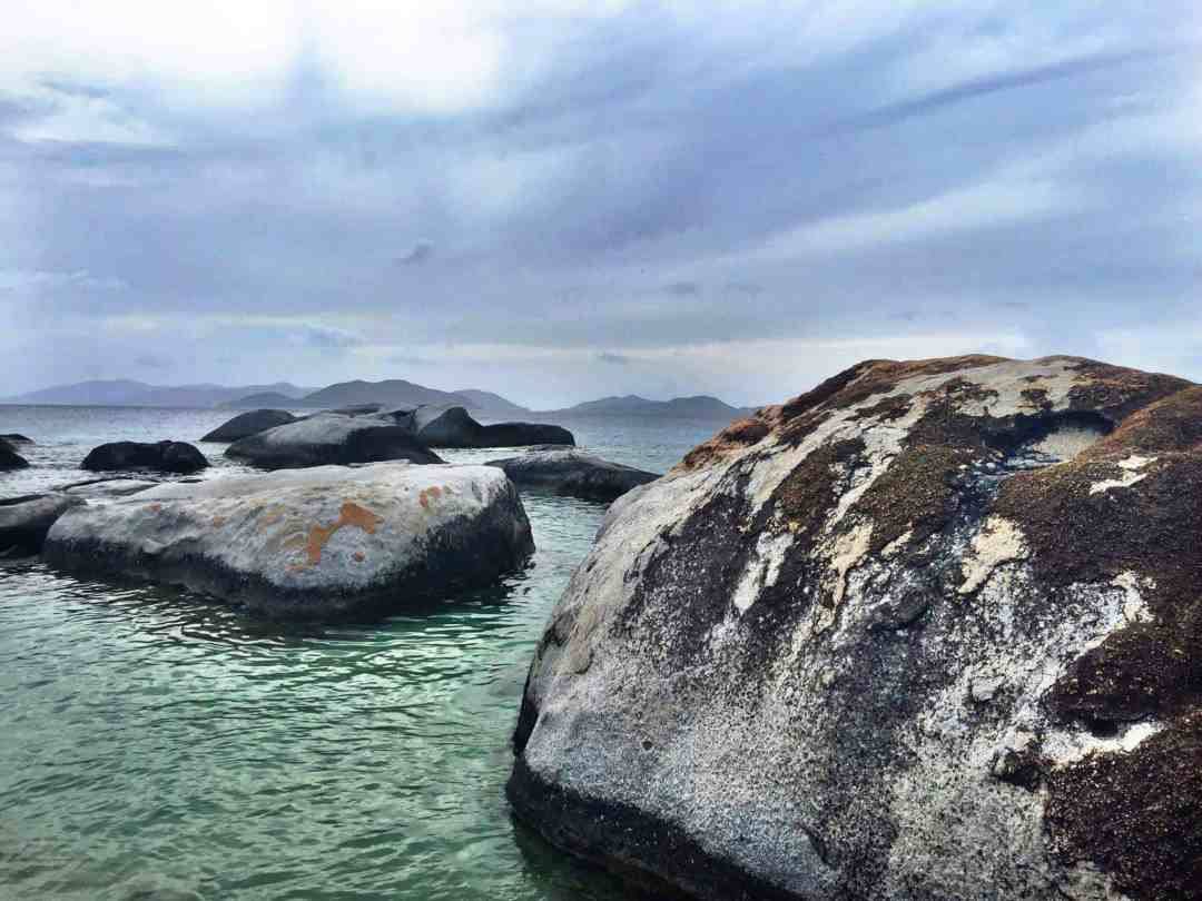 Sailing Through the British Virgin Islands