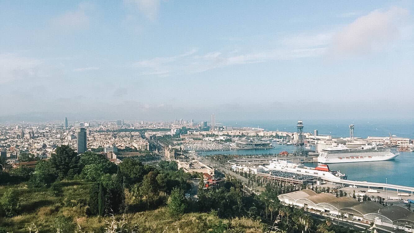 Ultimate Guide to Barcelona - Montjuic