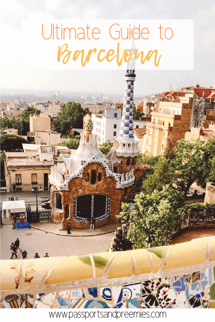 Ultimate Guide to Barcelona