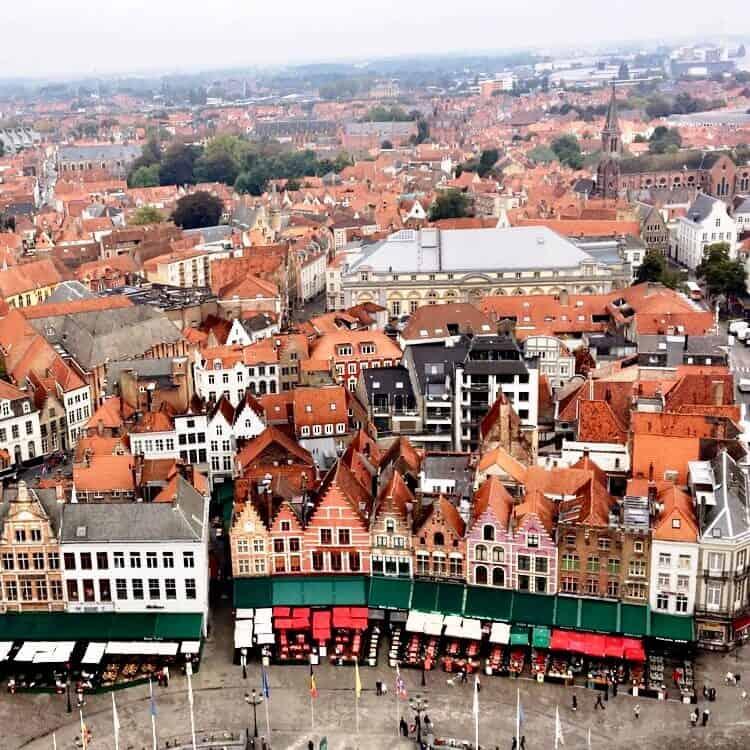 Discovering Bruges in 48 Hours