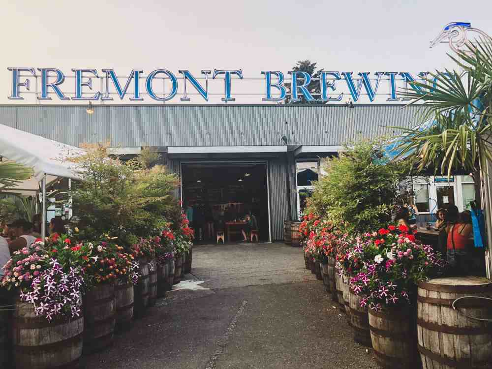 Fremont Brewing, Seattle