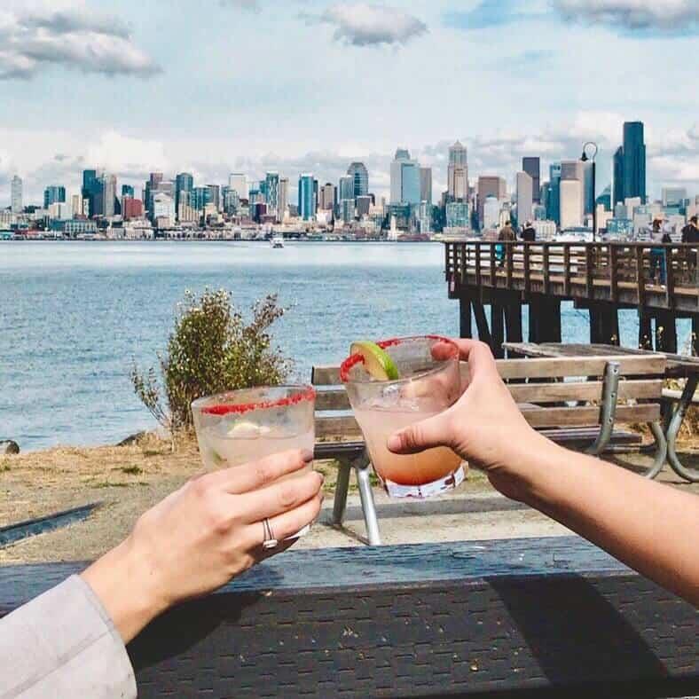 Drinking in Seattle