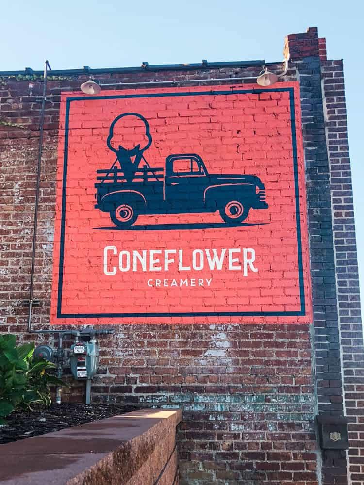 Coneflower Creamery, Omaha