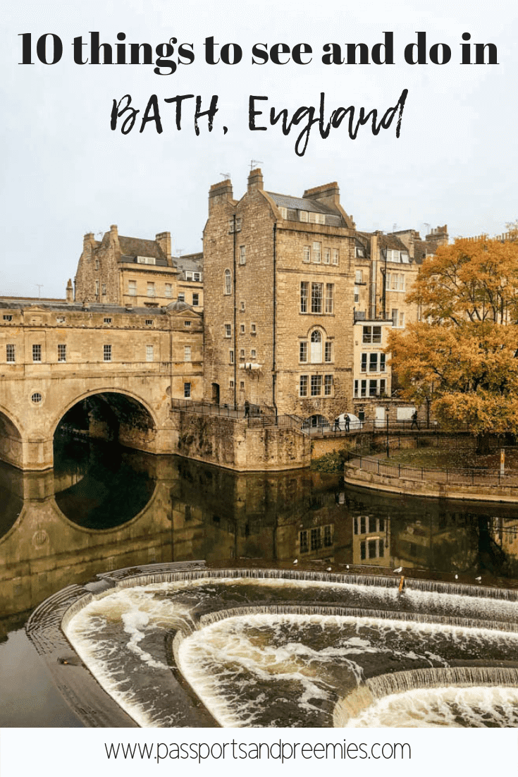 10 Things to See and Do in Bath