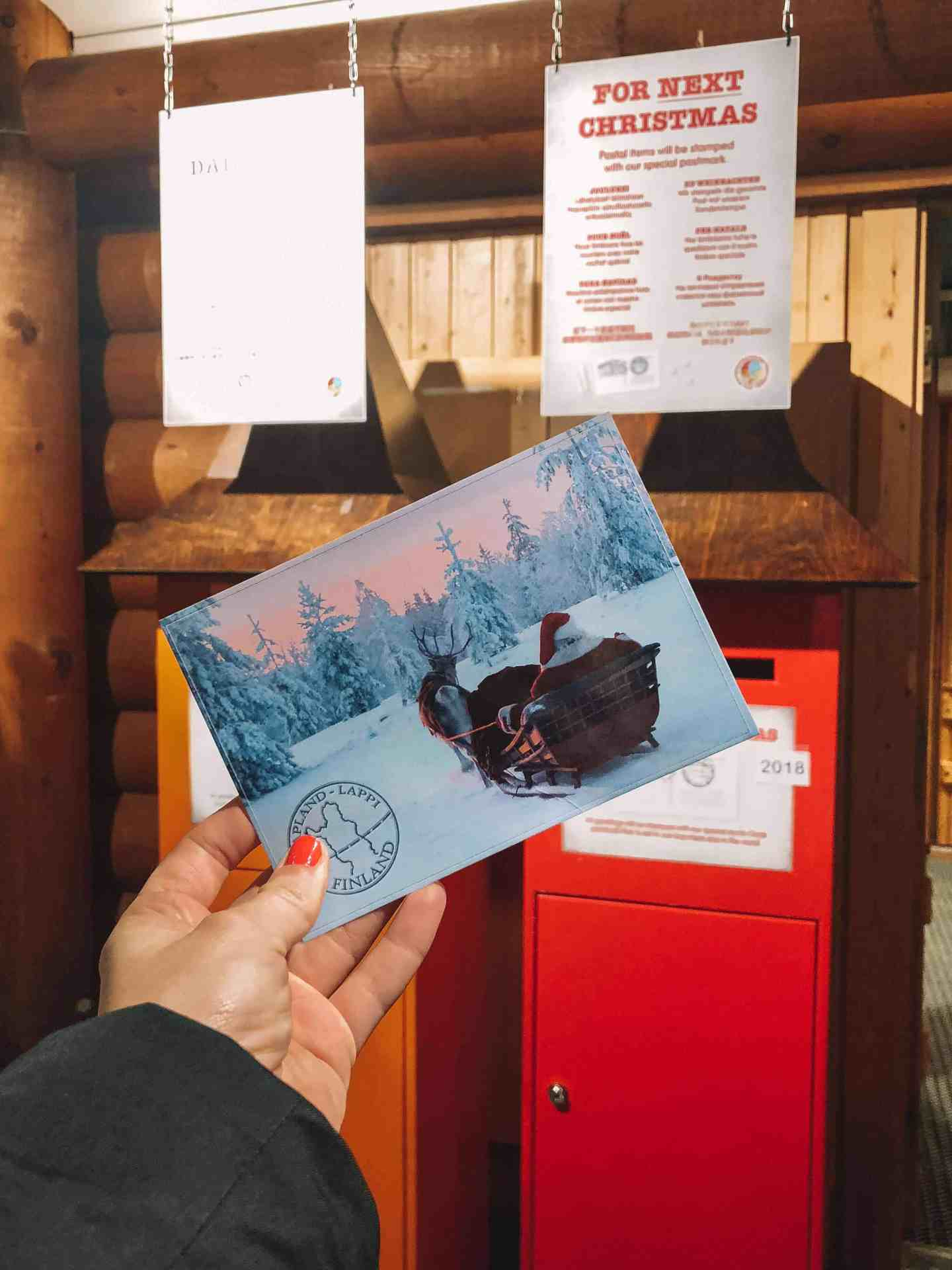 Santa Claus's Post Office