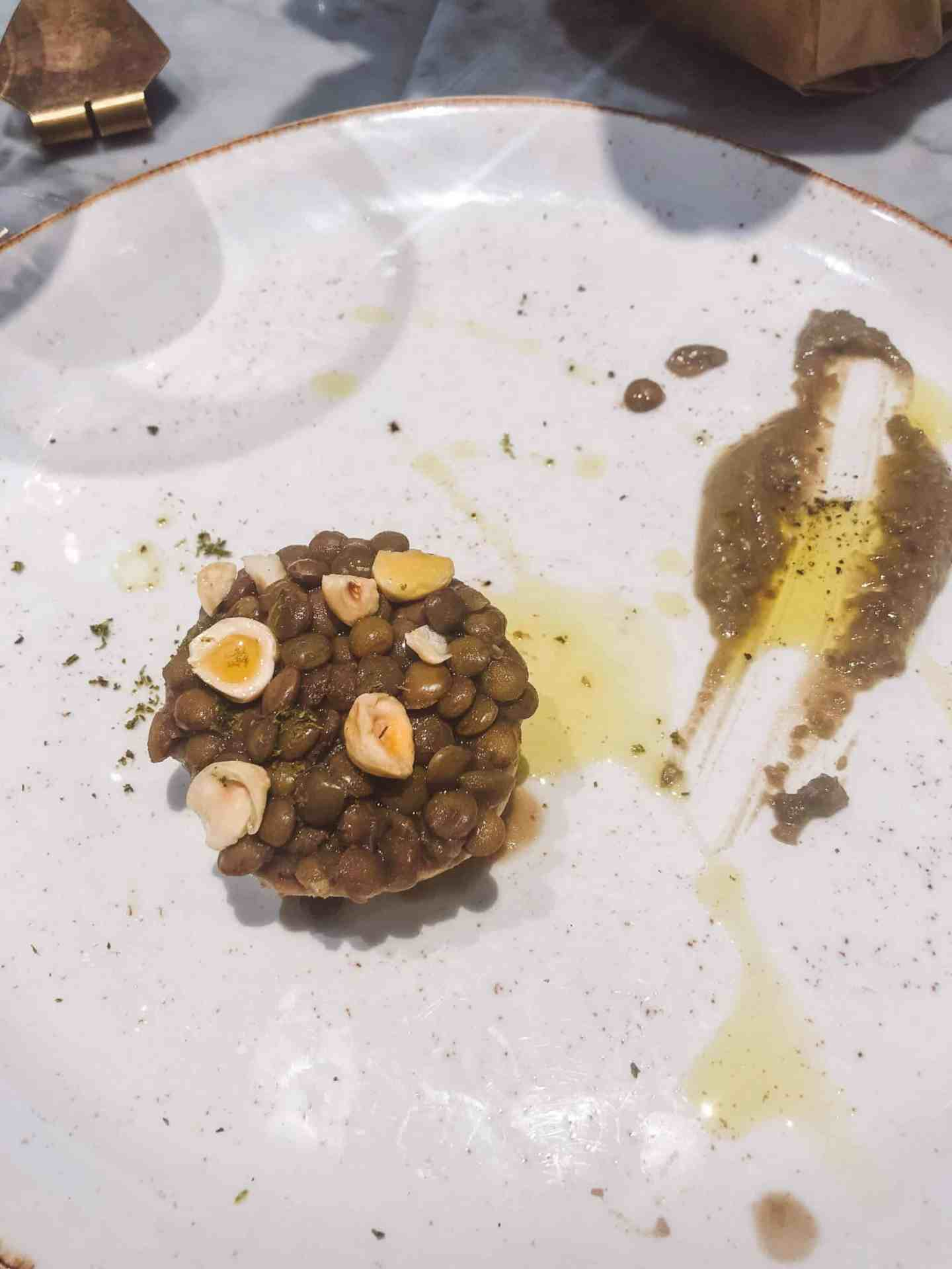 Lentils - Naples