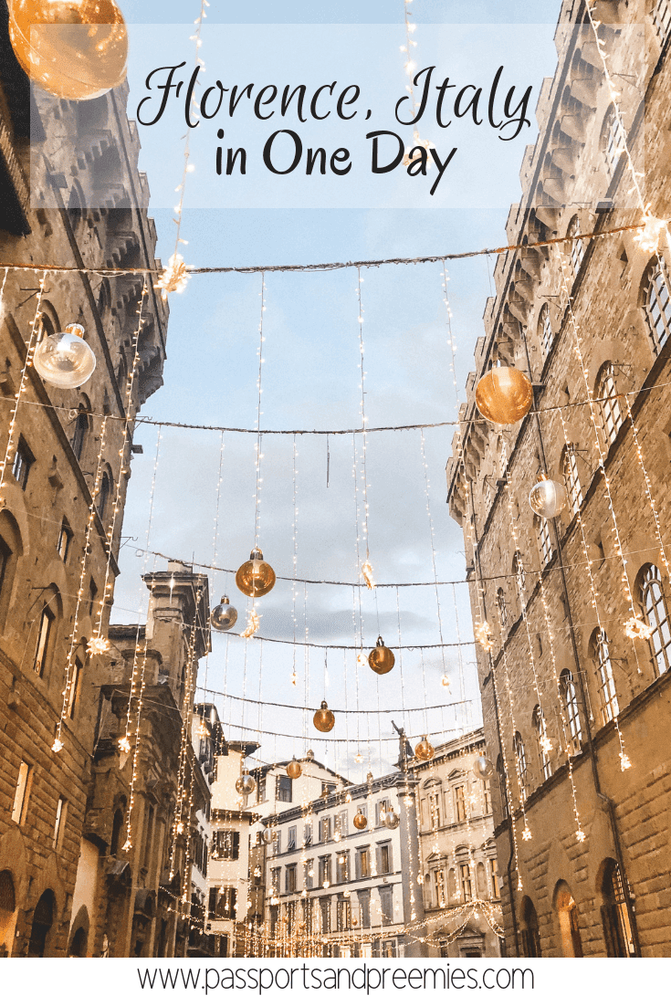 Pin Me - Florence, Italy in One Day