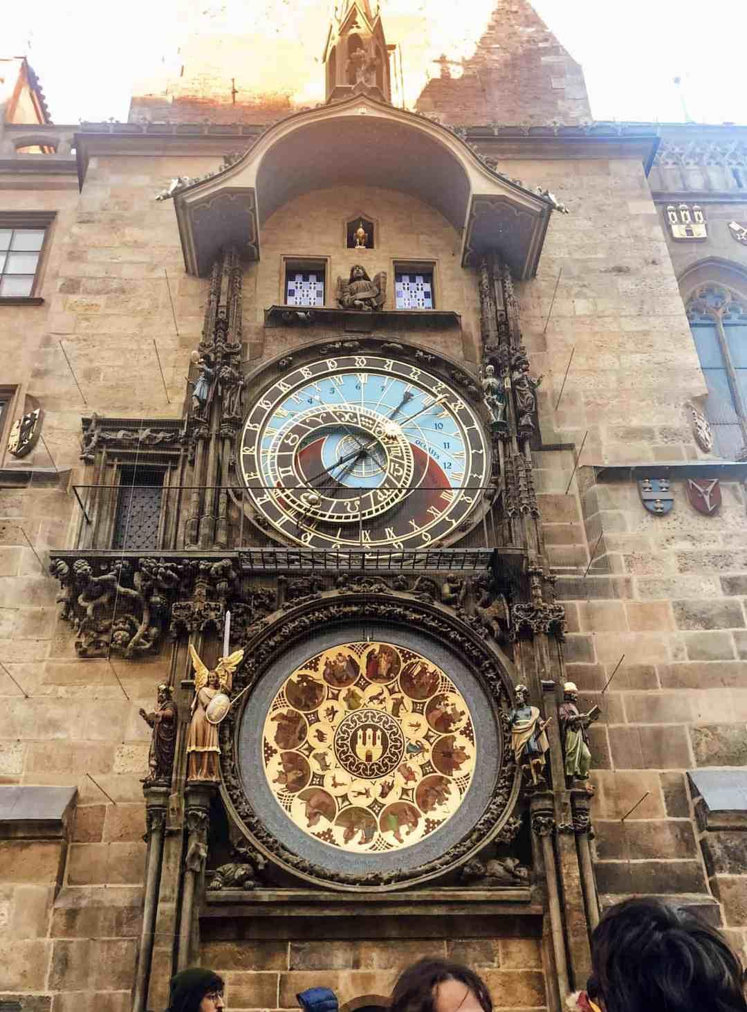 Astronomical Clock - Prague