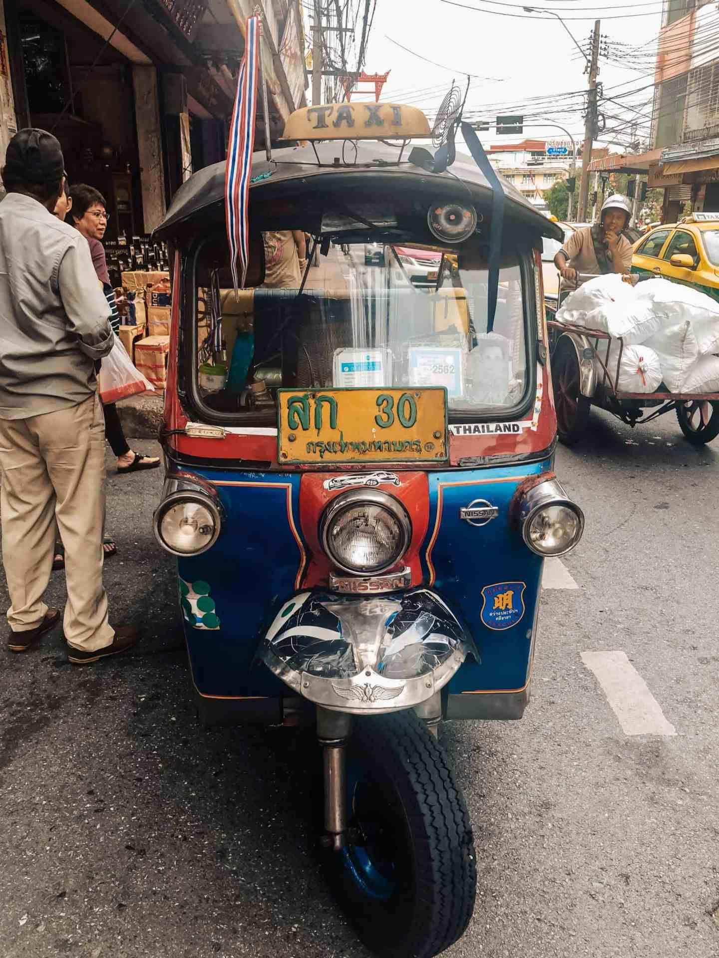 Tuk Tuk - Bangkok