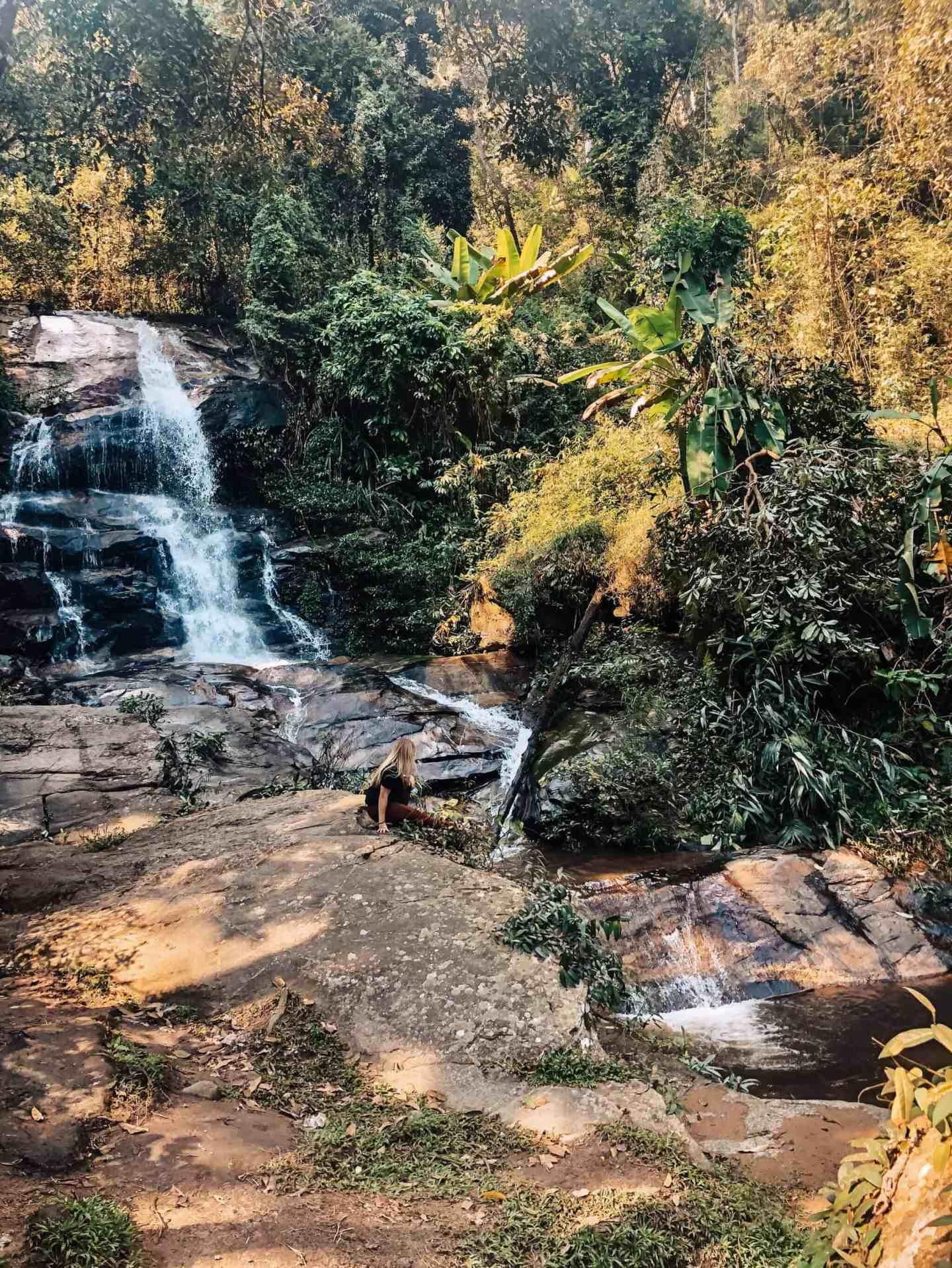 Waterfall - Chiang Mai