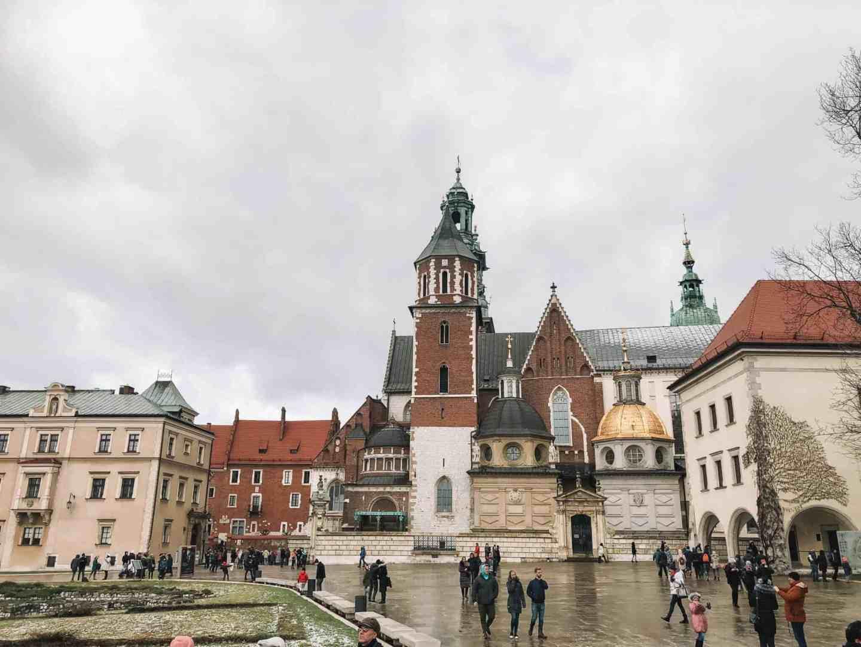 Wawel Castle - Krakow