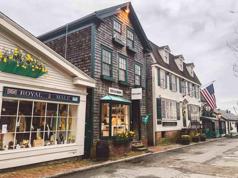 A One Day Stay in Newport, Rhode Island