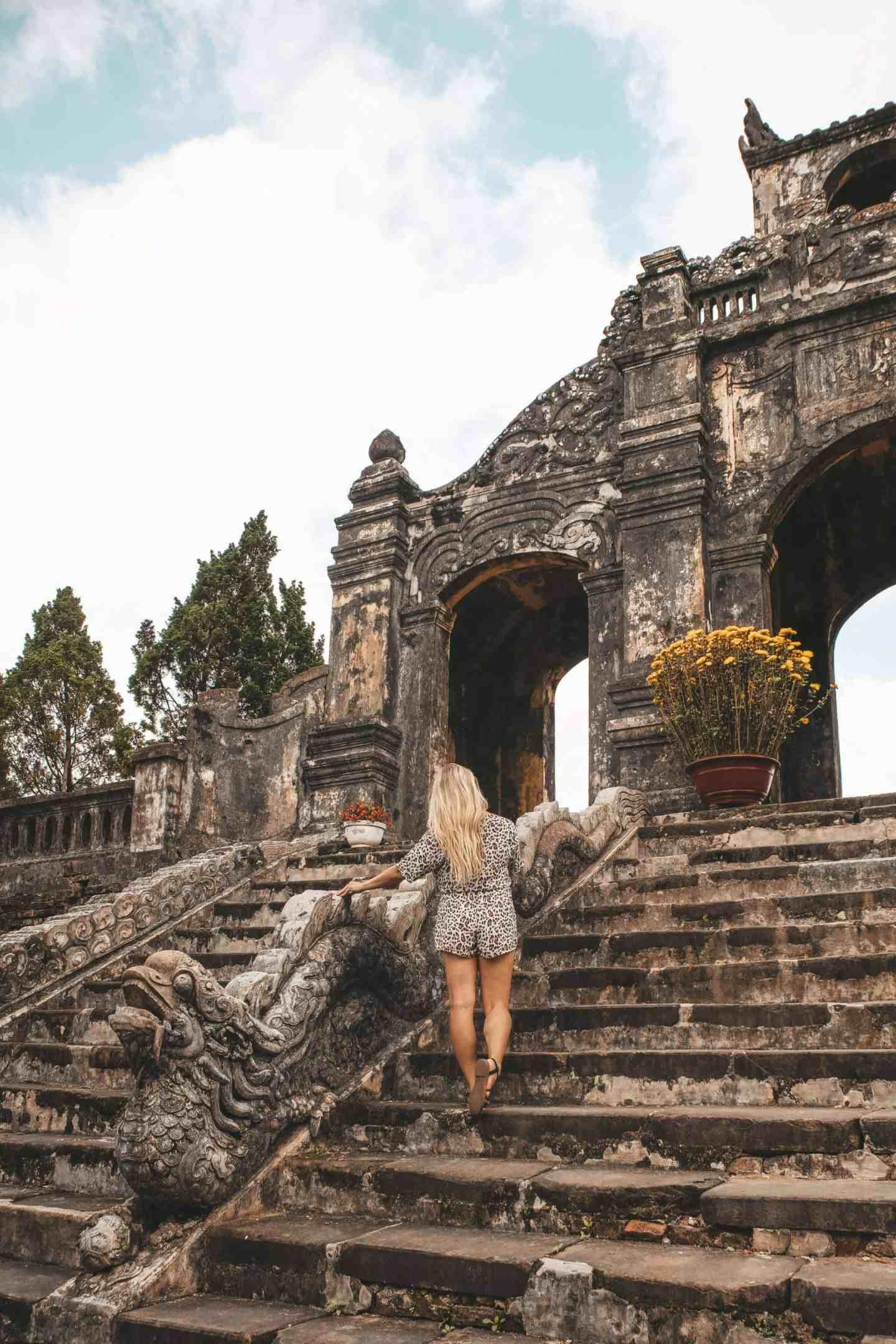 Thailand or Vietnam - Hue
