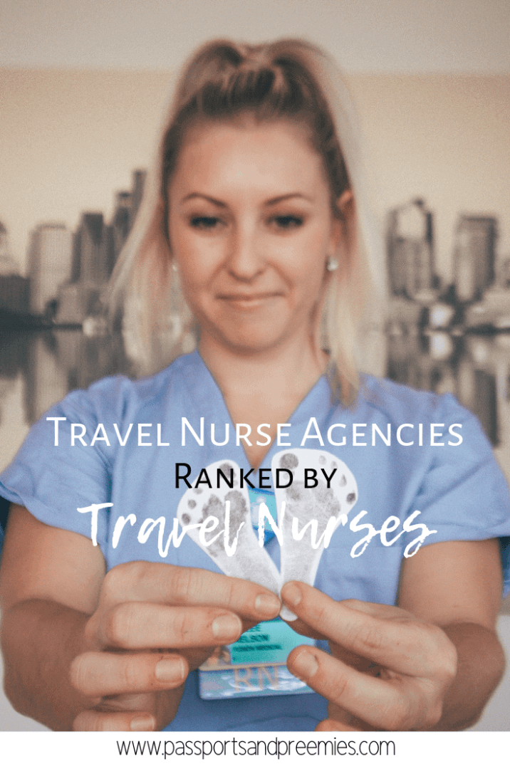 Travel Nurse Agencies Ranked by Travel Nurses