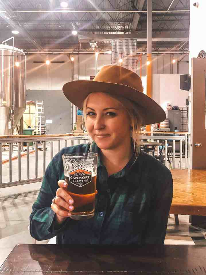 canmore brewing