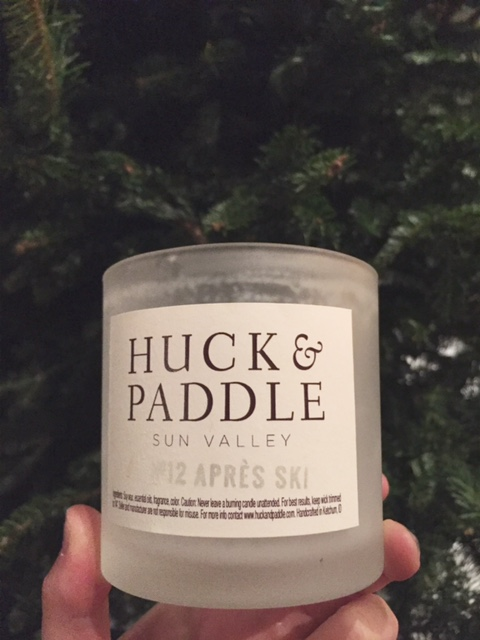 Huck and Paddle