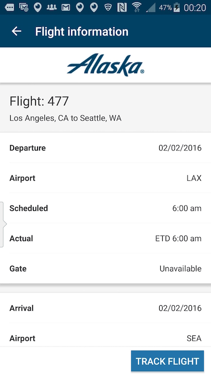 Flight Loads How To Check Airport Standby Position For