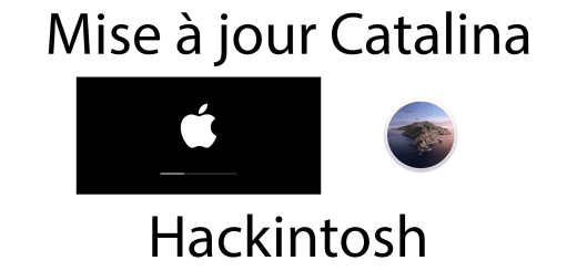 mise à jour catalina hackintosh
