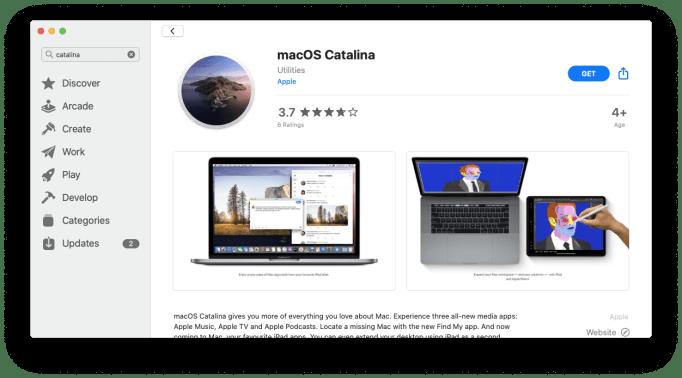 macOS Catalina hackintosh