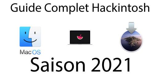guide hackintosh 2021